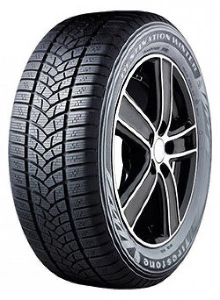 235/60R17 Firestone Destination Winter gumiabroncs