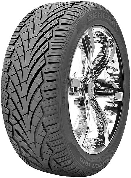 General Tyre 235/60R16 H Grabber UHP