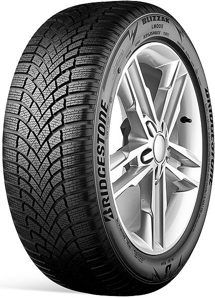 Bridgestone 205/55R16 H LM005 - téligumi