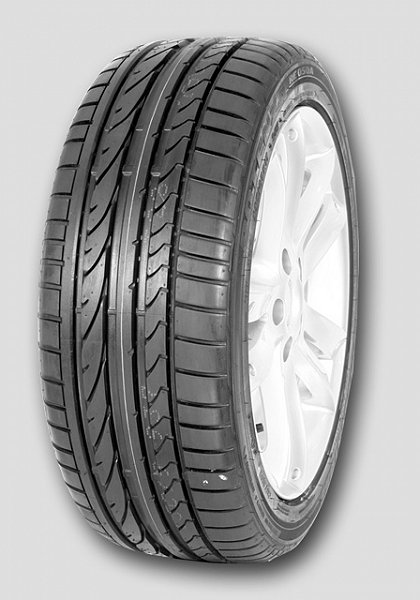 Bridgestone RE050A AO DOT16 225/50 R 17