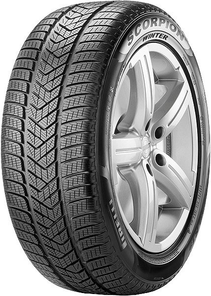 265/40R22 Pirelli Scorpion Winter XL J LR