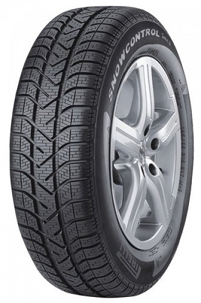 Pirelli SnowControl 2 DOT15 165/70 R 14