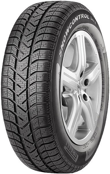 195/65R15 Pirelli SnowControl 3