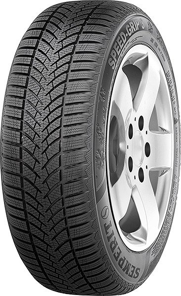 Semperit Speed-Grip 3 195/55 R 16