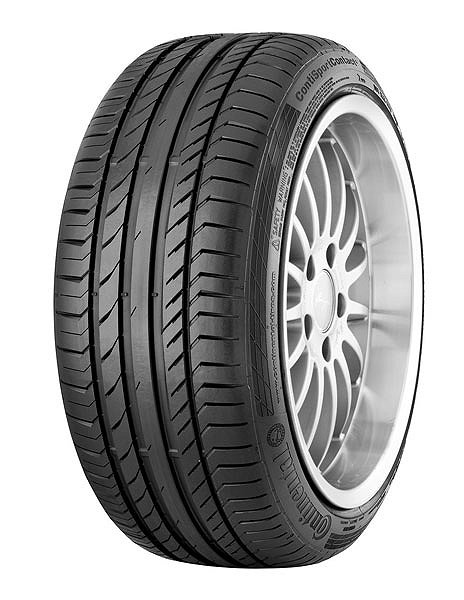 225/60R18 H SportContact 5 SUV