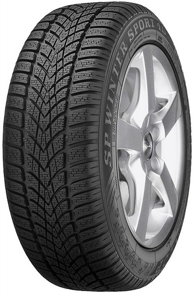 265/45R20 V SP Winter Sport 4D N0 MFS