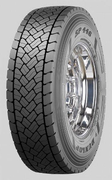 295/60R22.5 Dunlop SP446 150K149L MS